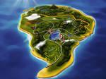 Jurassic World: Park Map