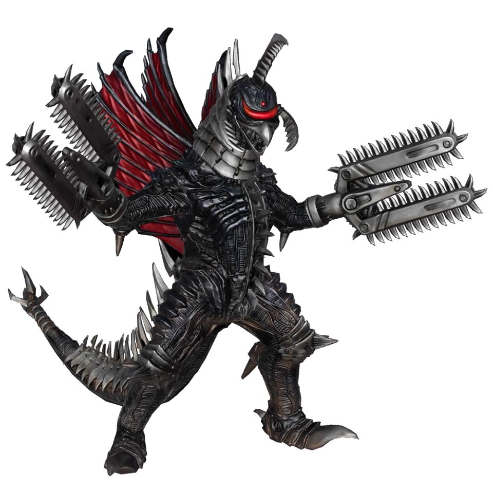 Godzilla The Video Game: Gigan by sonichedgehog2 on DeviantArt