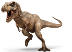 Jurassic World: Tyrannosaurus Rex V3
