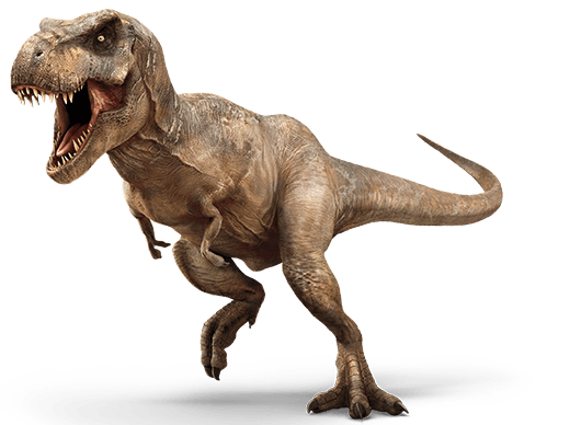 Jurassic World: Tyrannosaurus Rex V3 by sonichedgehog2