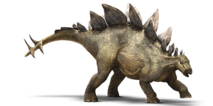 Jurassic World: Stegosaurus