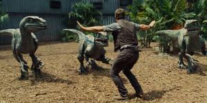 Jurassic World: The Raptor Whisperer
