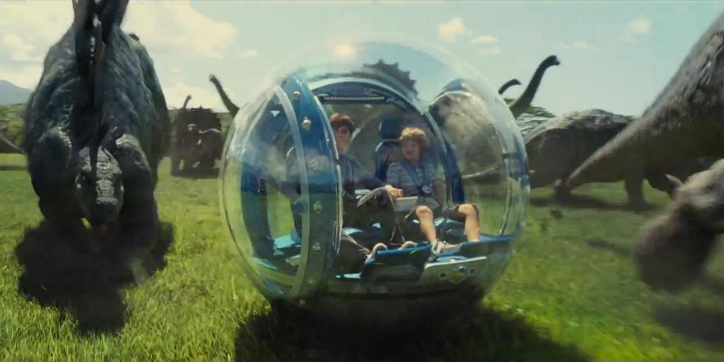 Jurassic World The Gyrosphere By Sonichedgehog2 On Deviantart