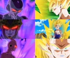 Dragon Ball: Xenoverse by sonichedgehog2