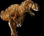 Jurassic World: Metriacanthosaurus V2