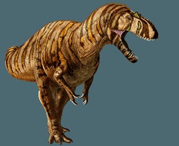 Jurassic World: Metriacanthosaurus V2 by sonichedgehog2