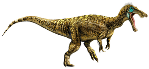 Jurassic World: Baryonyx by sonichedgehog2