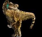 Jurassic World: Baryonyx V2