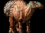 Jurassic World: Edmontosaurus V2