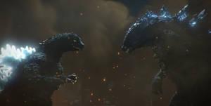 Godzilla: The Battle Heats Up!