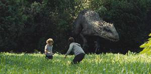 Jurassic World: RUN!!
