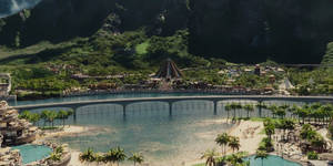 Jurassic World: The Park is Open by sonichedgehog2