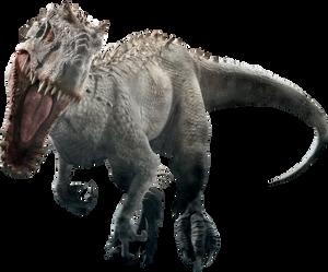 Jurassic World: Indominus Rex V2