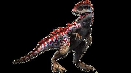 Jurassic World The Game: Hybrid Indominus Rex