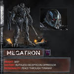 The Last Knight: The New Megatron
