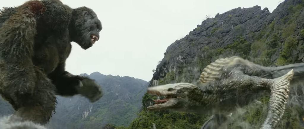 Skull Island: Let them fight... by sonichedgehog2