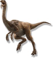 Jurassic World Fallen Kingdom: Gallimimus by sonichedgehog2