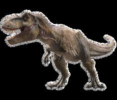 Jurassic World Fallen Kingdom: Tyrannosaurus V3 by sonichedgehog2