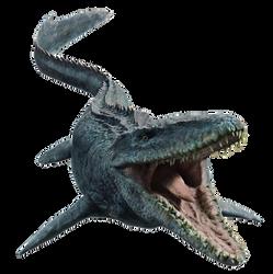 Jurassic World Fallen Kingdom: Mosasaurus by sonichedgehog2