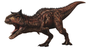 Jurassic World: Carnotaurus V2 by sonichedgehog2