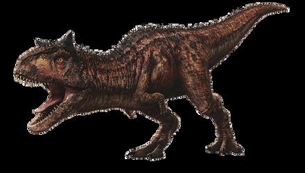 Jurassic World: Carnotaurus V2 by sonichedgehog2