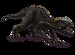 Jurassic World Fallen Kingdom: Indoraptor V3