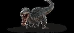 Jurassic World Fallen Kingdom: Baryonyx V2