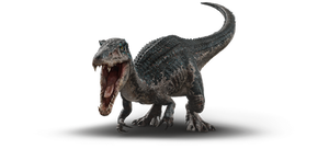 Jurassic World Fallen Kingdom: Baryonyx V2 by sonichedgehog2