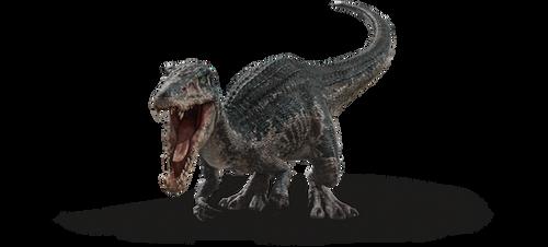 Jurassic World Fallen Kingdom: Baryonyx V2 by sonichedgehog2