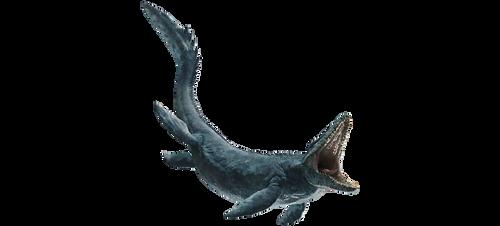 Jurassic World Fallen Kingdom: Mosasaurus V3 by sonichedgehog2