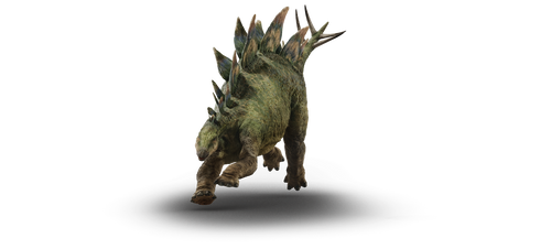 Jurassic World Fallen Kingdom: Stegosaurus V3 by sonichedgehog2