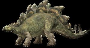 Jurassic World Fallen Kingdom: Stegosaurus V4