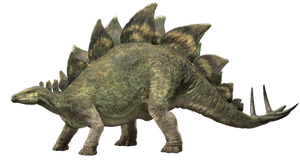 Jurassic World Fallen Kingdom: Stegosaurus V4 by sonichedgehog2