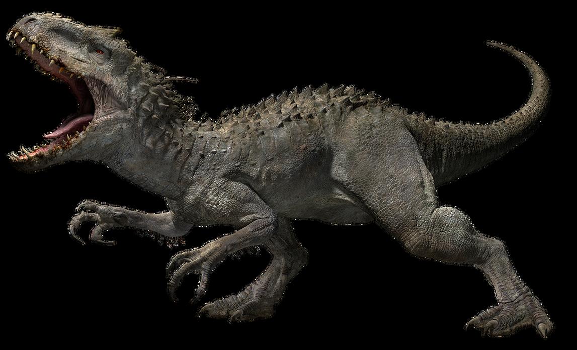 Jurassic World: Indominus Rex V3 by sonichedgehog2 on DeviantArt