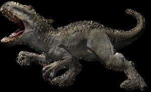 Jurassic World: Indominus Rex V3