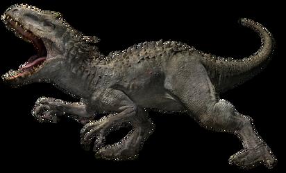 Jurassic World: Indominus Rex V3 by sonichedgehog2