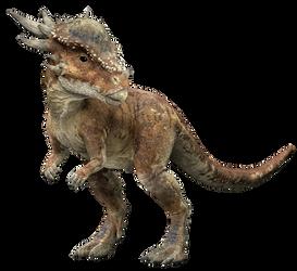 Jurassic World Fallen Kingdom: Stygimoloch V3 by sonichedgehog2