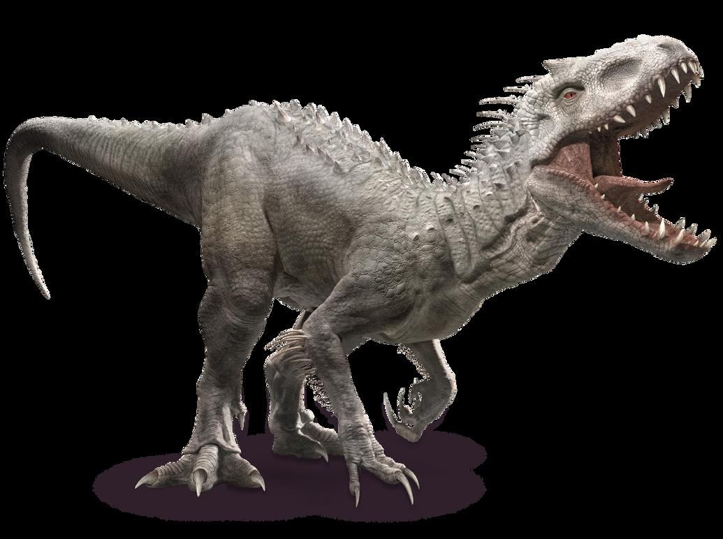 Jurassic World: Indominus Rex V4 by sonichedgehog2