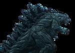 Godzilla Filius render