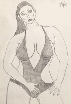 Bikini Girl 8-3-15