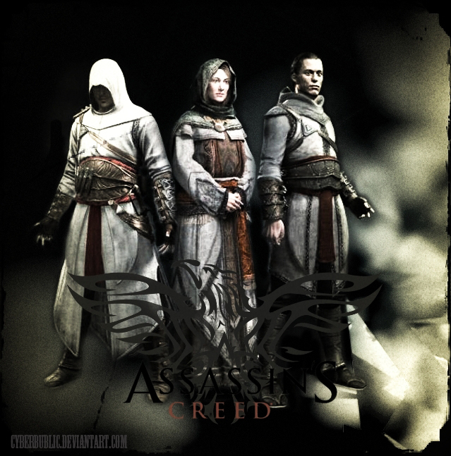 Family Altair by Cyberbublic