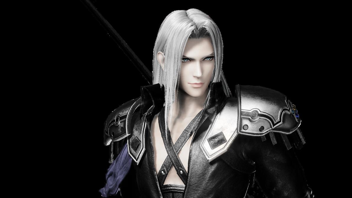 Dissidia Sephiroth