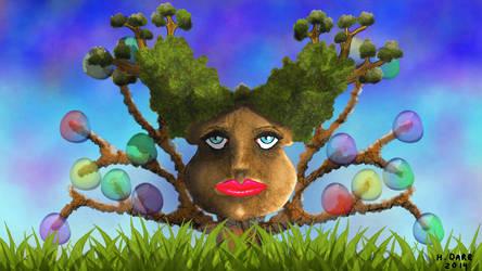 Spring Goddess by hodx
