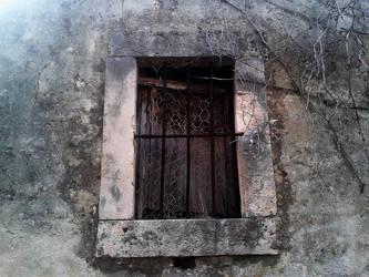 Old Window by yoko-witch