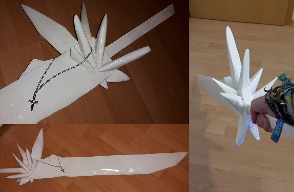 how to make op sword