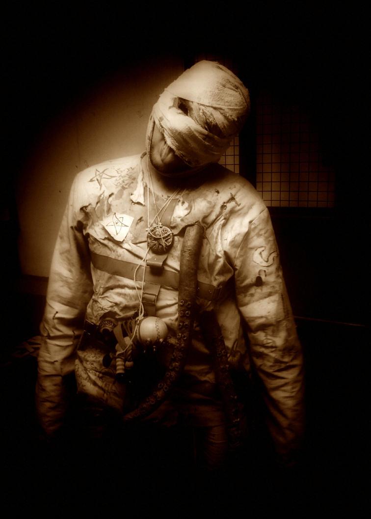Arkham Asylum Inmate By Cybrasty On Deviantart