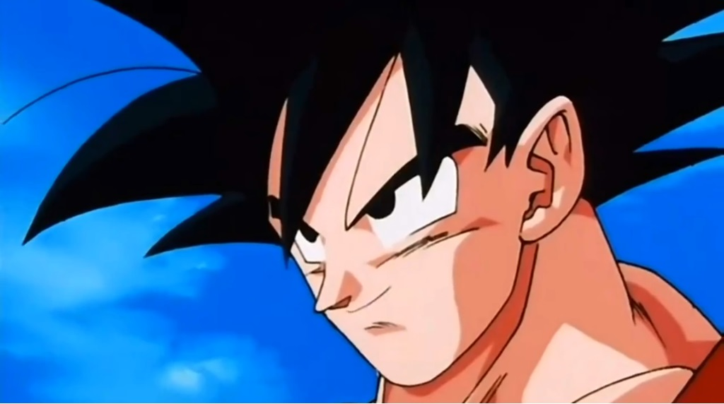 Goku's Normal Form by ShinFiction on DeviantArt