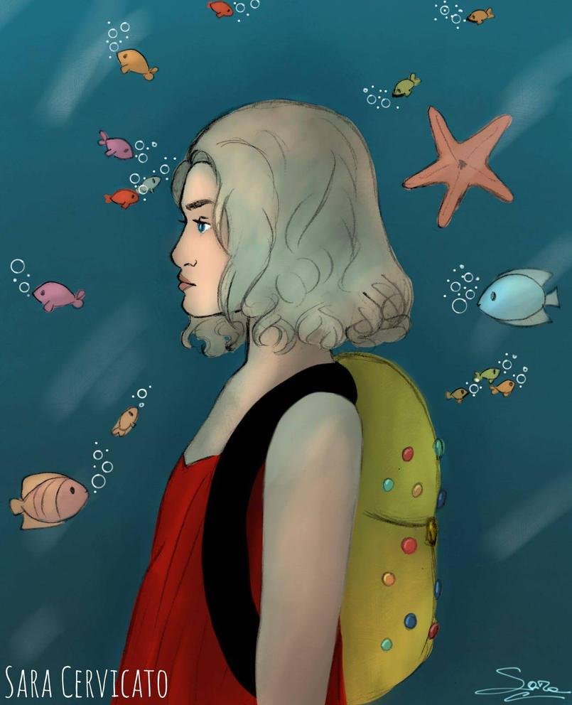 Aquarium  by SaraCer03