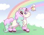 Inktober Day 7 - baby unicorn