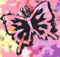 butterfly by Aninsey